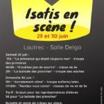 Isatis en scène (c) Théâtre de l'Isatis