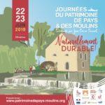 Journées du Patrimoine de Pays et des Moulins (c) Office de Tourisme Intercommunal du Lautrécoi