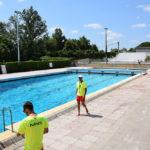 Gaillac, la piscine d'été / © Ville de Gaillac