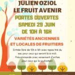 Portes Ouvertes Pépinière Fruit Avenir (c) Association Mille et un Lieux