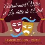 Représentations théâtrales (c) Théâtre Isatis