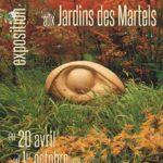 Yoann Bonhoure expose aux Jardins des Martels (c) Jardins des Martels