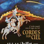 47èmes fêtes médiévales du Grand Fauconnier (c) Le Grand Fauconnier, CORDES SUR CIEL (81170)