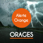 Alerte orange orages / © FAFANJA - Fotolia