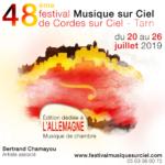 Festival Musique sur Ciel 2019 / © DR