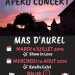 Apero concert au mas d'aurel (c) MAS D'AUREL