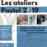 Atelier pastel enfant - Mon pastel secret (c) Office de Tourisme Intercommunal du Lautrécoi