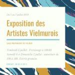 Exposition des Artistes Vielmurois (c) Mairie de Vielmur