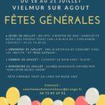 Fêtes générales de Vielmur sur Agout (c) Comité des fêtes de Vielmur