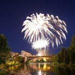 Feu d'artifice dimanche 14 juillet (c) Pôle culture et attractivité