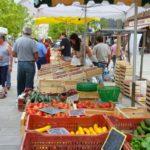 Grand marché du Vendredi (c) Pôle culture et attractivité