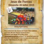 Jeux de Force (c) Comité des fêtes PEYROLE