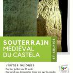 Le souterrain médiéval du Castela (c) Office de Tourisme Intercommunal Tarn-Agout