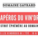 Les apéros du Vin'dredi (c) Laure GROS