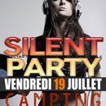 Silent Party (c) Camping du jardin de Lacaze, JNJ EVENT