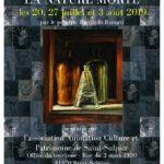 Stage de peinture à l'huile : la nature morte (c) Animation Culture et Patrimoine de Saint-Sul