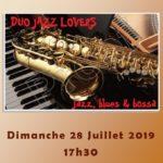 The Jazz Lovers en concert (c) Musée Raymond Lafage