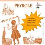 Vide Grenier Peyrole (c) Comité des fêtes PEYROLE