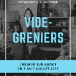Vide-greniers (c) Pétanque Vielmuroise