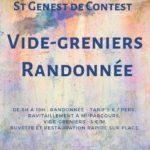 Vide-greniers et randonnée (c) Comité des fêtes de St Genest