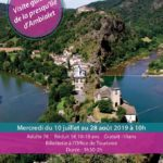 Visite guidée de la presqu'île d'Ambialet (c) Adulte/7€, Adolescent (10-18 ans)/5€, Gratuit