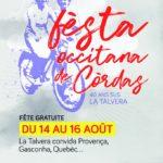 Fèsta Occitana de Còrdas 2019 (c) Association CORDAE La Talvera, avec le soutie