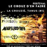 Festival Le Crouz d'en Faire (c) association Debout les Yeux