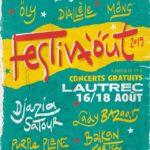 Festivaoût - festival de musiques actuelles (c) Si & Si