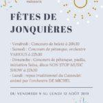 Fêtes de Jonquières (c) Comité des fêtes de Jonquières