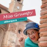Miss Grumpy débarque enfin à Lavaur ! (c) Office de Tourisme Intercommunal Tarn-Agout