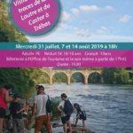 Visite Sur les traces des Loutres et Castors (c) Office de Tourisme Vallée du Tarn & Monts de