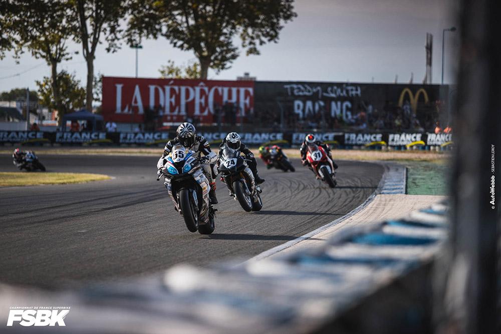 Finale 2019 du Championnat de France de Superbike au Circuit d'Albi / © AutoWebbb - Sébastien Leroy