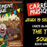 Carrément Musique #6 : The Twin Souls + guest (c) Pollux Association
