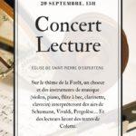Concert-lecture (c) Amis de Saint-Pierre d'Expertens
