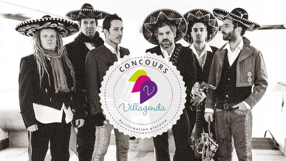 Zoufris Maracas - Concours Villagenda / © DR