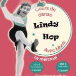 Cours d'essai de lindy hop débutant et interm (c) MJC ST SULPICE