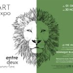 Exposition artistique Entre deux mondes (c) Le Pré Vert