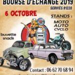 Exposition, bourse et vide-garage (c) Moto Vintage 81