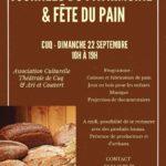 Journée du Patrimoine - Fête du pain (c) Asso. Cult. Théâtrale de Cuq