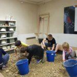 Opération fouilles ! Journées du Patrimoine (c) Association du CERAC