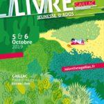 Salon du Livre : A chacun son Eden (c) Pôle culture et attractivité