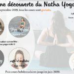 Semaine découverte du Natha Yoga (c) L'alchimie des corps