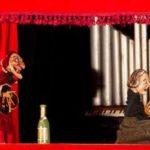 Spectacle de marionnettes pour adultes (c) Café de Fiac