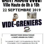 Vide-greniers de l'Association Culturelle (c) Association Culturelle de St Amans