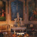 Visite de l'église N-D-de la Jonquière (c) Association Notre-Dame-de-la-Jonquière