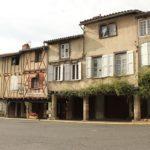 Visite du bourg ancien de Roquecourbe (c) CAUE du Tarn
