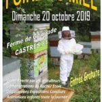 24eme Foire au Miel (c) Syndicat Départemental d'Apiculture