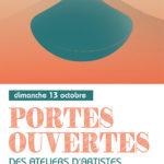 Journée Portes ouvertes des ateliers d'artistes d'Occitanie, dimanche 13 octobre 2019