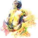 Atelier Massage Sensitif de Bien être (c) Nathalie Capelle, IDE spécialisée en thérapie