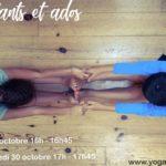 Atelier : Yoga enfants et ados (c) L'alchimie des corps